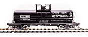 Broadway 6174 HO Scale 6000 Gallon Chlorine Tank Car - Southern Alkali #628