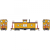 Athearn Genesis G78362 - HO CA-8 Early Caboose w/Lights w/DCC & Sound - Union Pacific #25511