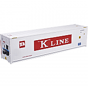 Atlas 20005961 HO - 40Ft Refrigerated Container [3-Pack] K-Line Set #1