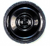 SoundTraxx 810153 All Scale Round Speaker - 28mm