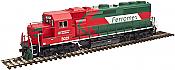 Atlas 10 001 872 HO EMD GP40-2 w/ESU Sound & DCC - Master(R) Gold Ferromex #3021