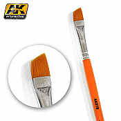 AK Interactive 578 Diagonal Weathering Brush