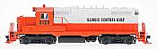 Intermountain Railway HO 49801S-02 Paducah GP10  - ESU LokSound & DCC - Illinois Central Gulf  8173