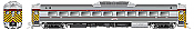 Rapido 16020 HO RDC-1 (Phase 2) – Dominion Atlantic #9058- DCC Ready