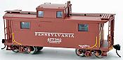Bowser 42558 - HO N5 Caboose - Pennsylvania #477380
