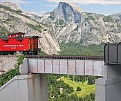 Walthers 4506 HO Cornerstone 50' Single Track Railroad Deck Girder Bridge