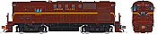 Rapido 31510 HO Alco RS-11 Lehigh Valley (ex-PRR) 8648 DCC & Sound - Taking Orders Now