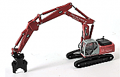 Herpa Models New Holland E245 Demolition Crane - Assembled