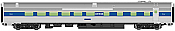 WalthersMainline 30163 HO Scale - RTR 85 ft Budd Diner - Amtrak (Phase IV)