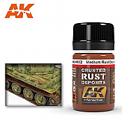 AK Interactive 4112 - Medium Rust Deposits