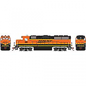 Athearn Roundhouse 12637 HO Scale - GP60, w/DCC Decoder - BNSF #200