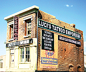 Downtown Deco Luci's Tattoo Emporium Kit