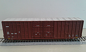 Athearn HO 75097 60 Ft Berwick Hi-Cube Box Car,  Norfolk Southern NS #655892