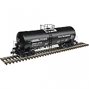 Atlas 20004989 - HO Scale 17,600 Gallon Tank Car - Cargill Foods  #6687