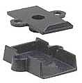 Kadee 234 HO Short Shank Coupler Plastic Gearboxes & Lids