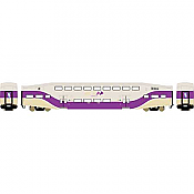 Athearn RTR 25974 HO Scale - Bombardier Coach - ACE (3 pack)