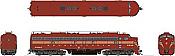 Rapido 28533 HO - EMD E8A (DC/DCC/Sound) Pennsylvania #5896