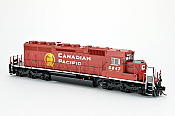 Bowser 25032 - HO GMD SD40-2 - DCC & Sound - Canadian Pacific (Golden Beaver) #5647
