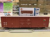 Athearn 75141 HO Scale - RTR 60Ft Gunderson DD Hi-Cube Box - TFM #2095