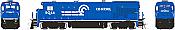Rapido 18563 - HO B36-7 - DCC & Sound - Conrail (White Sill Stripe) #5055
