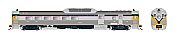 Rapido Trains 16253 - HO Budd RDC-3 - PH2 - DC - Pacific Great Eastern #BC31