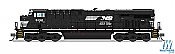 Broadway Limited Imports N 3900 GE ES44AC Norfolk Southern 8132 DCC and Paragon3