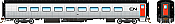 Rapido 131104 HO Canadian National Tempo – Coach 374