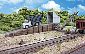 Walthers 4058 HO Cornerstone Truck Dump Kit