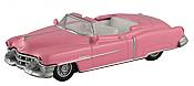 Schuco SCH-452617602 HO - 1953 Cadillac Eldorado Convertible - Assembled