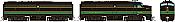 Rapido 37040 - HO Alco FA-1 & FB-1 Set - DCC Ready - Reading #305, 304B