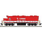 Atlas 10003246 HO GP38 Gold Series  with Sound RJ Coleman #3663