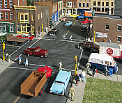 Walther's Cornerstone HO Asphalt Street System