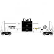 Athearn RTR 15911 - HO RTC 20,900-Gal Acid Tank Car - UTLX/White #802667