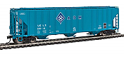 Walthers Proto 106143 - HO 55Ft Evans 4780 Covered Hopper - ADM (UELX) #60116