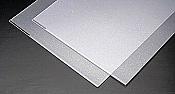 Plastruct 91206 Clear Plastic Sheet - Acrylic .060 x 7 x 12inch