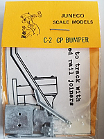 Juneco Scale Models C-2 Canadian Pacific Bumper Kit