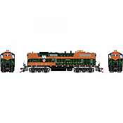 Athearn Genesis G82252 - HO GP7 - DCC Ready - Great Northern #608