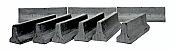 JWD Premium Products Jersey Barrier Concrete pkg(9)