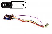 ESU LLC. 59610 - HO LokPilot 5 DCC/MM/SX/M4, 8-pin NEM652