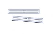 Peco SL11 - HO Code 100 Nylon Insulating Rail Joiners (12)