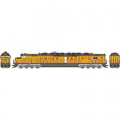 Athearn Genesis G71648 HO Scale - DDA40X - w/DCC & Sound - Union Pacific #6907