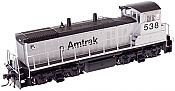 Atlas Model Railroad Master Gold Diesel MP15DC w/DCC & Sound Amtrak #539