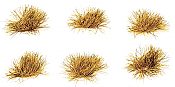 Peco PSG-67 - Self Adhesive Wild Meadow Grass Tufts - 6mm (100pkg)