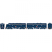 Athearn Genesis 19564 - HO F7A/F7B EMD - DCC & Sound - MP/T&P/Freight #909/#871B