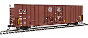 Walthers Mainline 2964 - HO 60ft Hi-Cube Plate F Boxcar - Canadian National DWC #795151