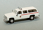 Trident Miniatures 90351 HO - Military Police Vehicle - Canadian Army - Chevrolet Surburban