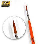AK Interactive 577 Fine Long Weathering Brush