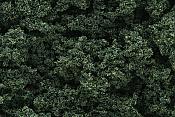 Woodland Scenics 184 Clump Foliage Dark Green