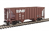 Walthers Mainline 6922 - HO 34ft 100-Ton 2-Bay Hopper - Norfolk Southern #150298