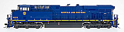 Intermountain Railway Diesel GE Evolution Series ES44AC DCC & Sound Norfolk & Western #8103